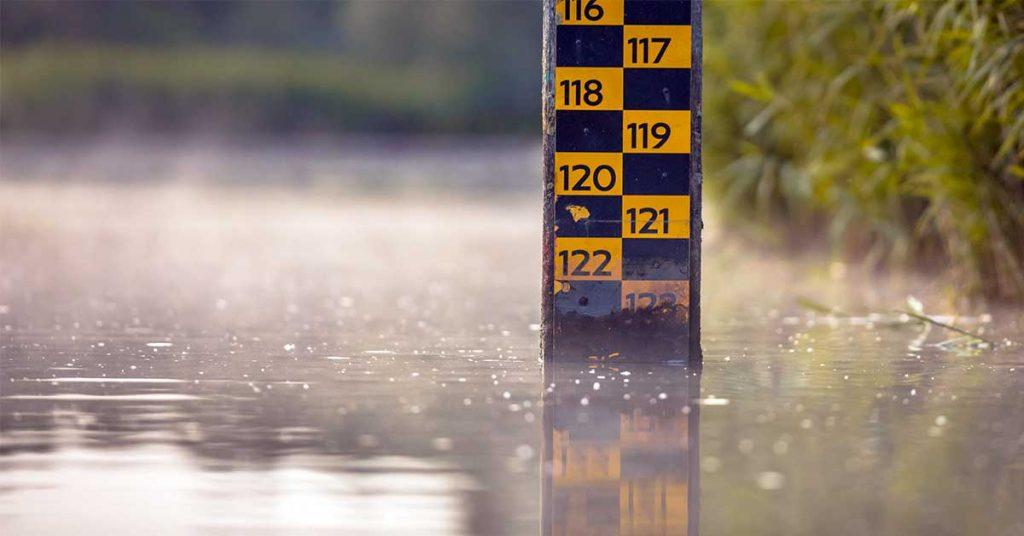 misuratore di livello per liquidi